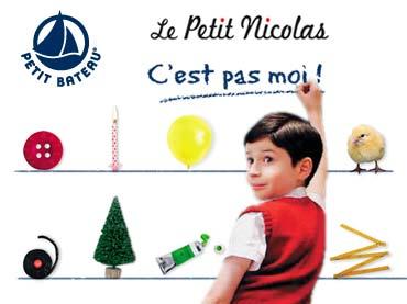 vignette portfolio Jeu Le Petit Nicolas