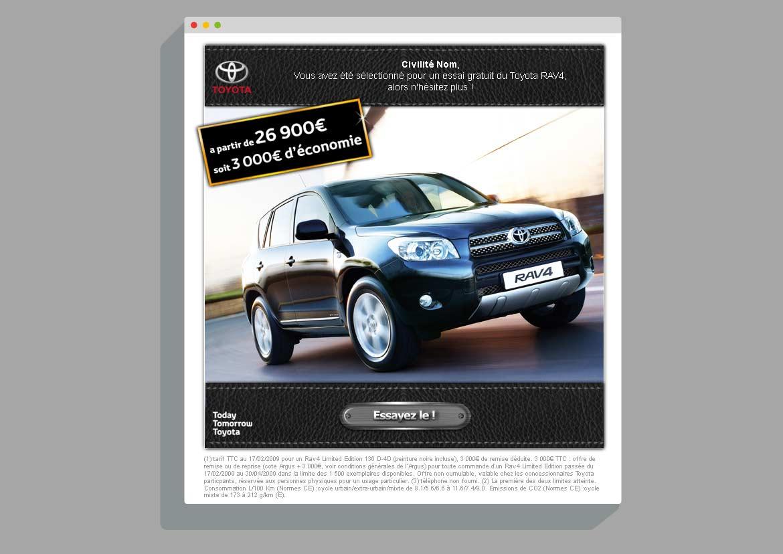Newsletter Toyota RAV4